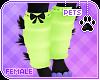 [Pets]Hana legwarmers v2