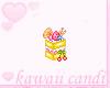kawaii cake <3