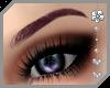 ~AK~ Eyebrows: Violet