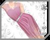 ~AK~ Lace Dress - Pink