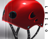 ! L! Trixy Helmet Red