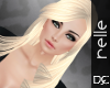 !f Petra Blonde Long