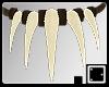 ♠ Tribal Bone Necklace