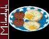 MLK  Sausage and Eggs