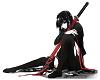 Anime boy with sword