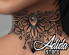 Arcan tatto neck