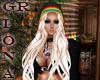 GR Glowin Hippy Hat