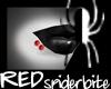 |P| RED spiderbites