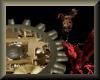 Steampunk Industry Cog