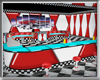[SF] 50s Diner Counter
