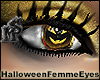 Halloween Femme Eyes