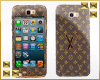 ○ Iphon5 Louis Vuitton
