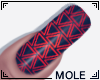 *M* Trace Nails