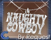 [*]NaughtyCowboy Silver