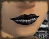 Black AS Lipgloss - Jen
