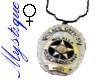 Police Badge 01 - Female