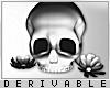 0 | Skull Epaulette LFT