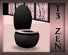 T3 Zen Sakura Toilet