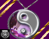 }T{YinYang necklace amth