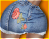 We Poppin Skirt RLS