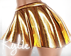 RLL Gold Skirt