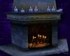 Sterling Regal Fireplace