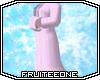 ~FO~Pink Fur Coat