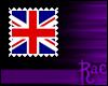 R: Union Jack Stamp