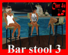 bar stool 3 love Island