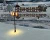 Christmas Home Lodge