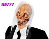 HB777 Crypt Keeper Head
