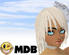 ~MDB~ IVORY JANIE HAIR