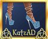 AD! Ice Princess Heels