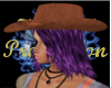 ~LSD~ Leather Hat