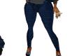 G&G Gucci Blue Jeans