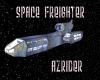 az space freighter