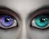 3 Tone Eyes M-2T + F-2T