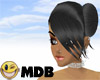 ~MDB~ JET BLACK TIA HAIR