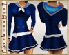 ~H~School Girl Blue