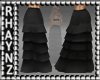 Frill Layer Skirt  Mesh