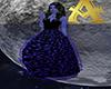 Amethyst Moon Dress