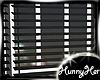 Black Mini Blinds