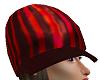 red black Girl Cap