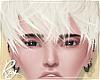 Albino Messy Hair