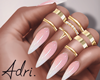 ~A: Frenchie Nails