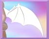 White Demon Wings (S) *~