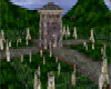 roon cementerio vampiro