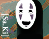 No-Face Sticker (Sa.Ki)