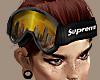 F. Supremee Ski Goggles