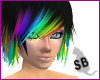 SB Rainbow Swing Black